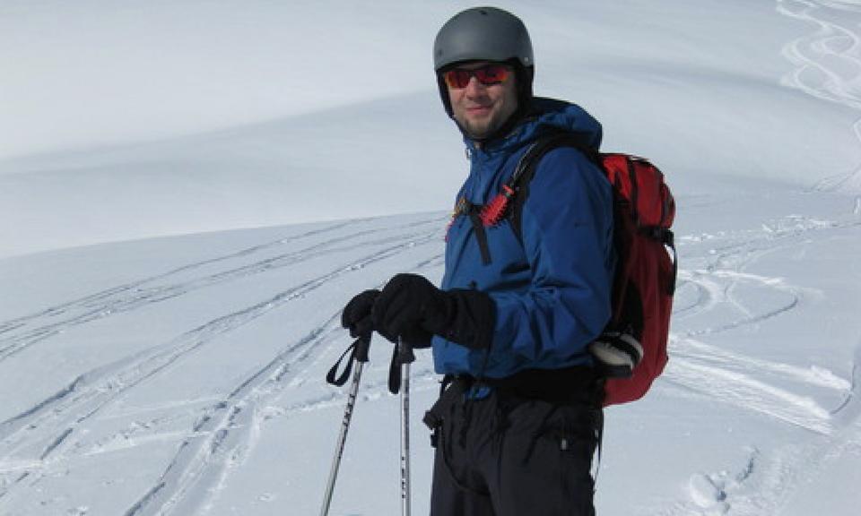 Dr. Pascal Haegeli