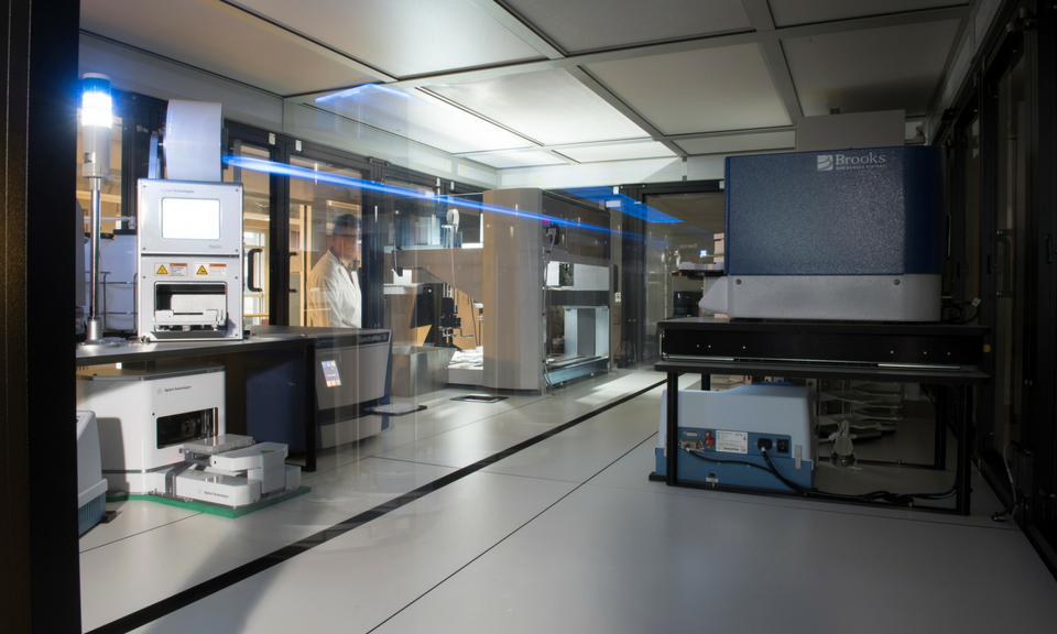 The Centre for High Throughput Chemical Biology