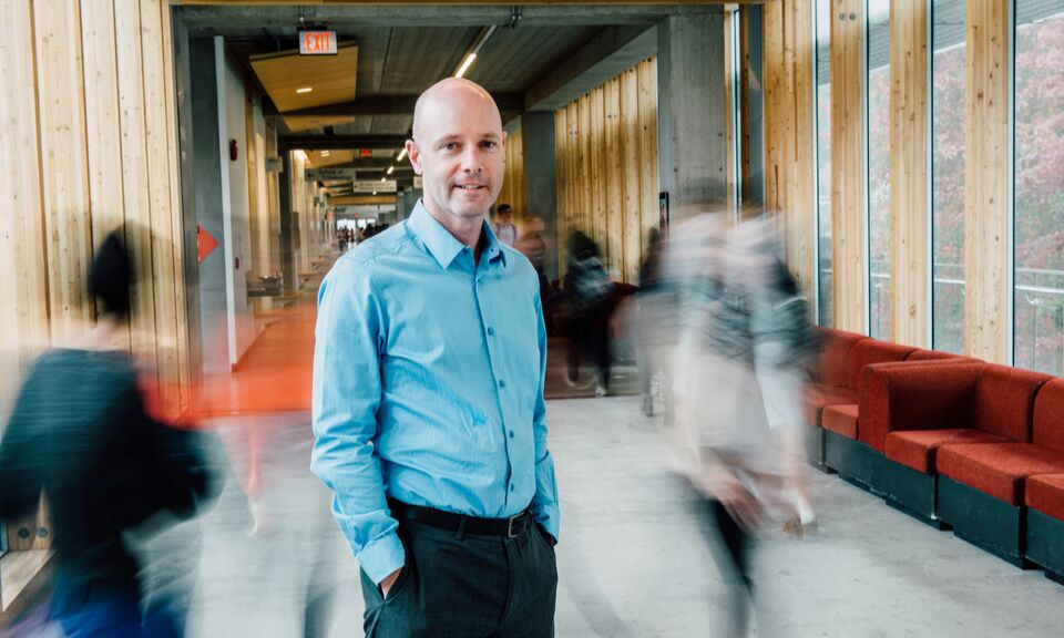 Scott Lear, SFU Health Sciences professor