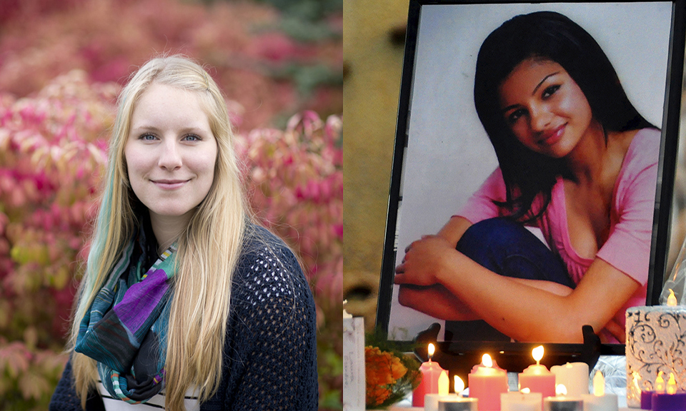 Emily Leaman, Maple Batalia vigil